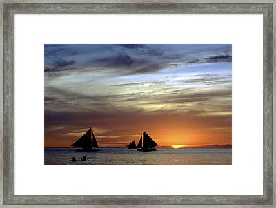 Philippines Framed Print by Sergi Reboredo