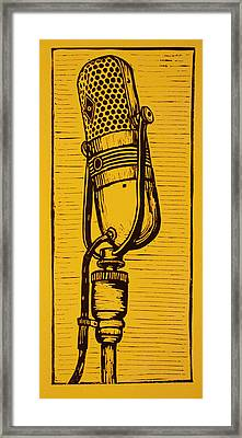 Rca 77 Framed Print by William Cauthern