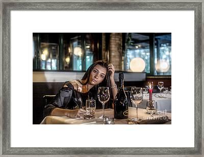 Spirito Framed Print by Traven Milovich