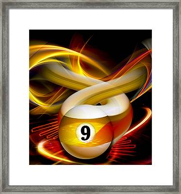 9 Tales Framed Print by Draw Shots