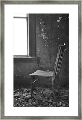 Untitled Framed Print by Everett Bowers