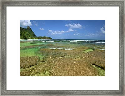 Usa, Hawaii, Kauai Framed Print by Jaynes Gallery