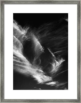 90261b  Nm Cloud Framed Print