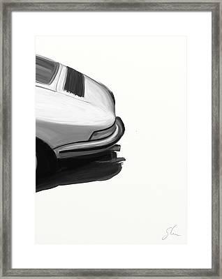 911 Framed Print by Bartosz Garlinski
