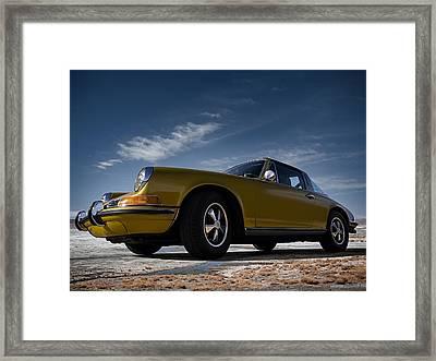 911 Targa Framed Print by Douglas Pittman