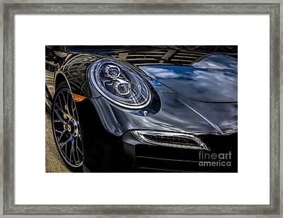 911 Turbo S Framed Print