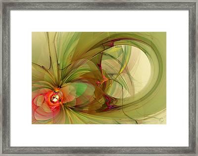 912 Framed Print by Lar Matre
