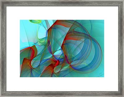 926 Framed Print by Lar Matre
