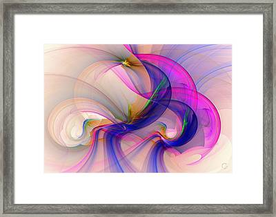 931 Framed Print by Lar Matre