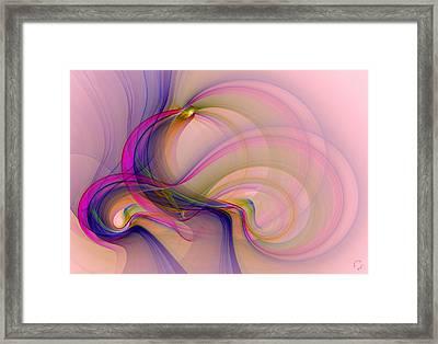 936 Framed Print by Lar Matre