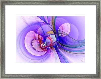 938 Framed Print by Lar Matre