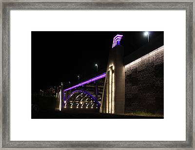 95 Pawtucket Framed Print by KBPic
