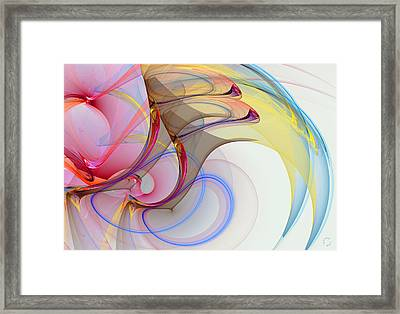 956 Framed Print by Lar Matre