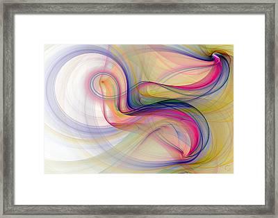 958 Framed Print by Lar Matre