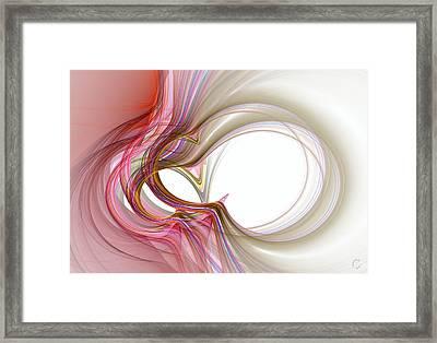 961 Framed Print