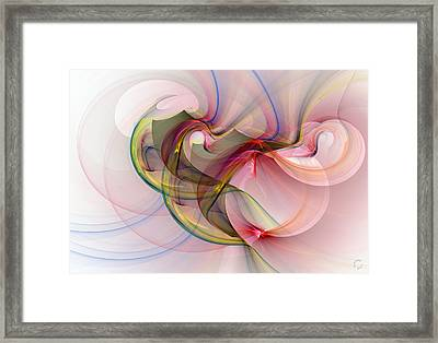 962 Framed Print by Lar Matre