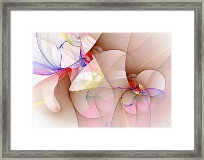 963 Framed Print