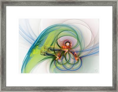 965 Framed Print by Lar Matre
