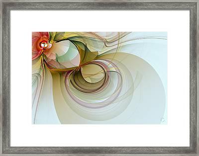 969 Framed Print by Lar Matre