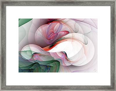 974 Framed Print by Lar Matre