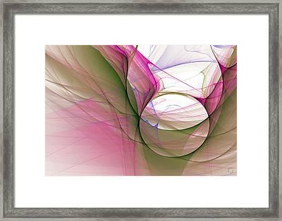 979 Framed Print by Lar Matre