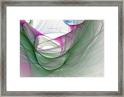 985 Framed Print