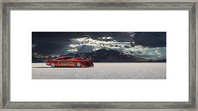 9913 Framed Print