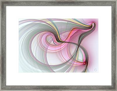 996 Framed Print by Lar Matre