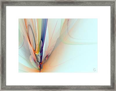 997 Framed Print by Lar Matre