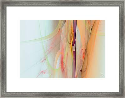 998 Framed Print by Lar Matre