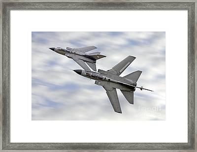 A-200 Tornados Framed Print by Steve H Clark Photography