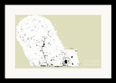 Brian Buckley Artist Framed Prints