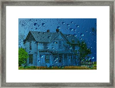 A Bit Of Whimsy For The Soul... Framed Print by Liane Wright