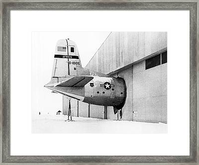 A Chilling Tail Framed Print by Underwood Archives