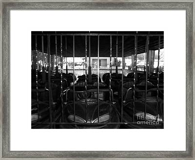 Framed Print featuring the photograph A Classic Car by Michael Krek