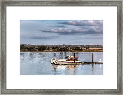 A Classic Morning Framed Print