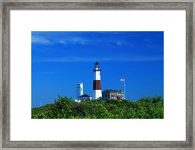 A Clear Day Framed Print