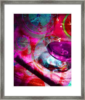 A Cognac Night 20130815m50 Framed Print