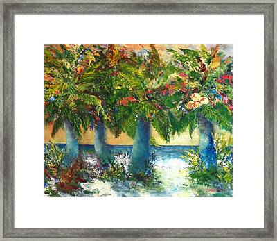 A Color Symphony Framed Print by Annie St Martin