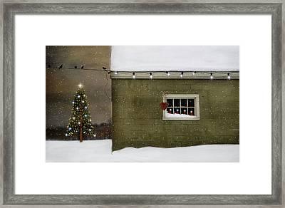 A Common Thread Christmas Framed Print