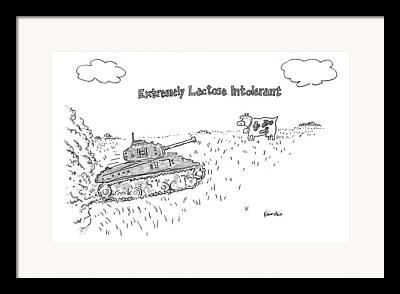 Intolerant Framed Prints
