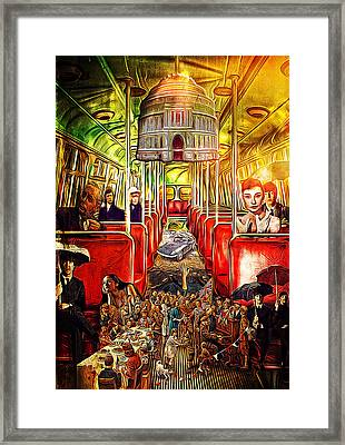 A Day In The Life. Framed Print by Duncan Roberts