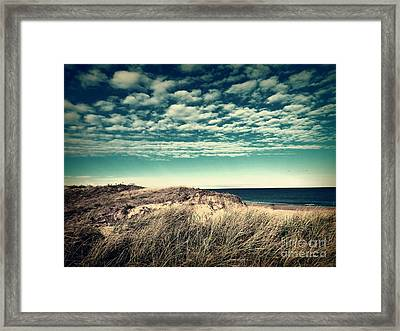 A Day Of Bliss Framed Print