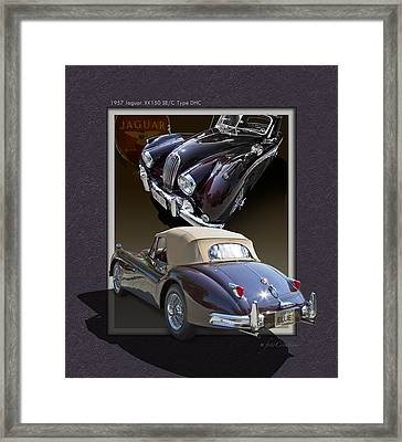 A Day Without Rain Framed Print by Roger Beltz