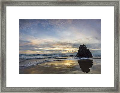 A Days Contemplation Framed Print by Jon Glaser