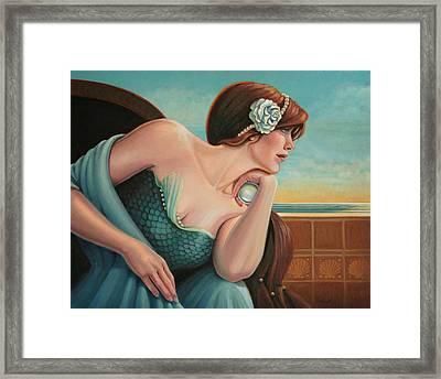 A Different Dream Framed Print by Susan Helen Strok