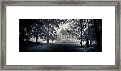 A Famous French Castle Framed Print by Stwayne Keubrick