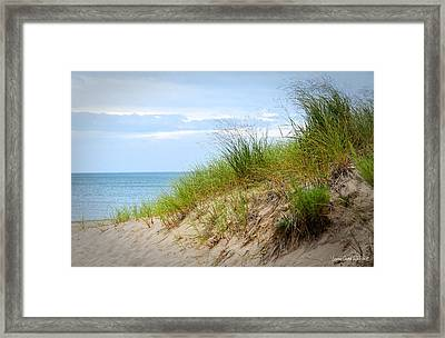 A Favorite Place Framed Print