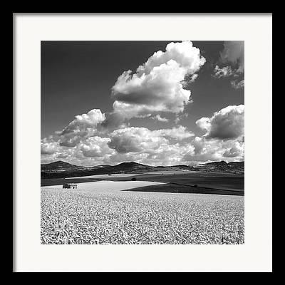 Auvergne Framed Prints