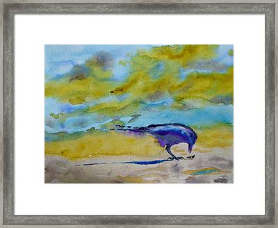 A Find Framed Print by Beverley Harper Tinsley